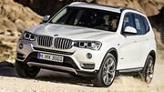 BMW : les prototypes du X2 vont commencer à tourner