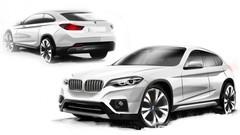 BMW X2: le petit frère du X4 et X6 prêt à rouler