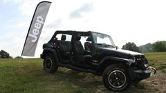 Jeep Academy : une journée pour apprendre le tout-terrain