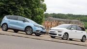 Essai Citroën C4 Grand Picasso vs Renault Espace 5 : Nouveau souffle pour les grands monospaces