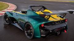 Lotus 3-Eleven : tout simplement légère