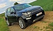 Essai Land Rover Discovery Sport : Ne l'appelez plus Freelander !