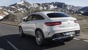 Essai Mercedes GLE Coupé 2015 : notre avis sur l'anti-X6