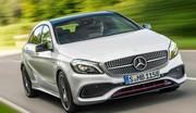 Mercedes Classe A restylée : Le dynamisme d'abord