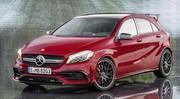 Mercedes Classe A restylée