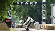 Le Nissan Juke Nismo RS sur deux roues pour un record