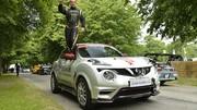 Nissan : un record très particulier à Goodwood pour le Juke Nismo RS