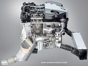 Diesel BMW : le cap des 100 ch/l