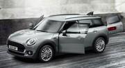 Nouveau Mini Clubman : 6 portes de série !