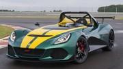 Lotus 3-Eleven : une barquette de 900 kg... et 456 ch !