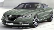 La Renault Talisman va remplacer la Renault Laguna
