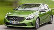 La Mercedes classe A bat des records