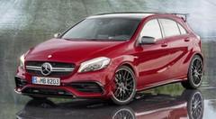 381 ch pour la Mercedes A45 AMG restylée !