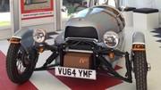 L'électrique Morgan EV3 se dévoile