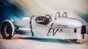 EV3 Concept : la Morgan Three Wheeler électrique