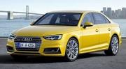 Audi A4 : d'une sobriété extrême
