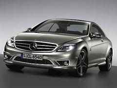 Mercedes-Benz CL 65 AMG : Toujours plus puissant !