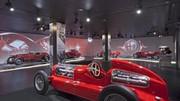 Le musée Alfa Romeo d'Arese fait peau neuve