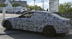 La nouvelle BMW M5 déjà sur la route