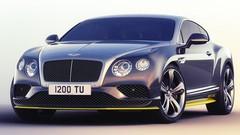 Bentley : une édition limitée à sept exemplaires pour la Continental GT