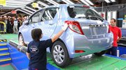 Toyota recrute 500 intérimaires pour son usine de Valenciennes