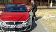 Peugeot 308 R Hybrid : La surprise du patron