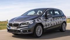BMW Série 2 Active Tourer eDrive : l'hybride rechargeable est prêt
