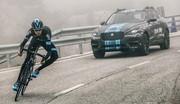 Jaguar F-Pace : Le SUV Anglais sur la route du Tour de France avec la team Sky