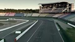 La Mercedes AMG GT extrême en approche