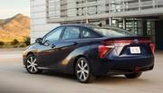 Toyota Mirai : plus de 500 km d'autonomie annoncés