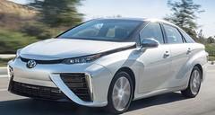 Un record d'autonomie pour la Toyota Mirai
