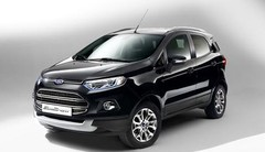 Ford EcoSport 2015 : petit mise à jour pour le crossover