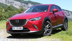 Essai Mazda CX-3 : au coeur de la cible