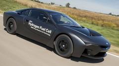 BMW i8 Fuel Cell – 500 km et un plein en 5 minutes