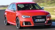 Essai Audi RS3 Sportback 2.5 TFSI : Le bon son