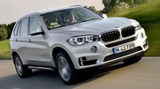 Essai BMW X5 hybride rechargeable (xDrive40e) : lourde charge