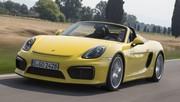 Essai Porsche Boxster Spyder : travail manuel
