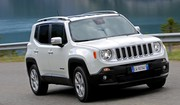 Essai Jeep Renegade 1.6 Multijet 120 4x2 Limited : Un rebelle docile