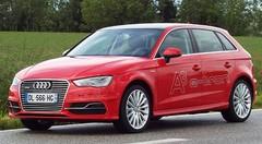Essai détaillé Audi A3 e-tron