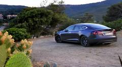 Essai Tesla Model S : l'électrique qui pique