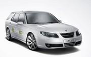 Saab BioPower 100 Concept : 300 chevaux pour l'écologie
