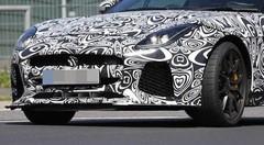 La future Jaguar F-Type SVR au-delà de 600 ch ?