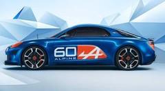 Future Alpine AS 1 2016 : avec 300 ch pour 1.250 kg ?