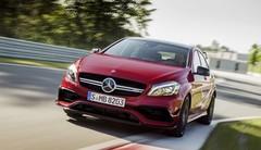 Mercedes Classe A restylée : prix de base en baisse mais…