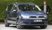 Essai Volkswagen Sharan : moins gourmand et plus sûr