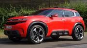 Essai Citroën Aircross Concept : le cactus colossal