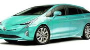 Future Toyota Prius 2016 : nouvelles images et -35% de consommation ?