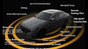 Mercedes Classe E (2016) : téléguidée par votre smartphone en vidéo