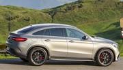 Essai Mercedes-AMG GLE 63 S Coupé : le mariage des contraires