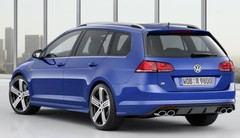 La Volkswagen Golf R SW bientôt disponible en France